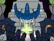 Megatron and Demolishor's Spark.