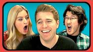 YOUTUBERS REACT TO ME!ME!ME!