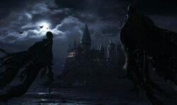The Dementors at Hogwarts