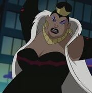 Queen of Spades II DCAU