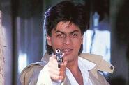 Rahul pointed gun on sunil