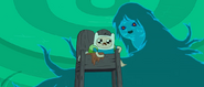 Ghost Lady with Finn