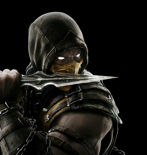scorpion mortal kombat villains wiki fandom powered