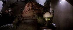 Lustful Jabba