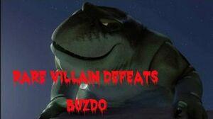 Rare Villain Defeats- Budzo