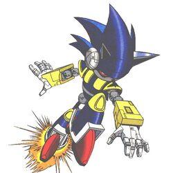 Mecha-Sonic