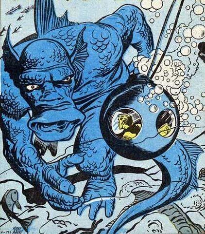 File:Gargantus from Strange Tales 85.jpg
