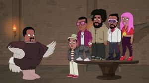 The Hip Hop Illuminati & Cleveland Brown