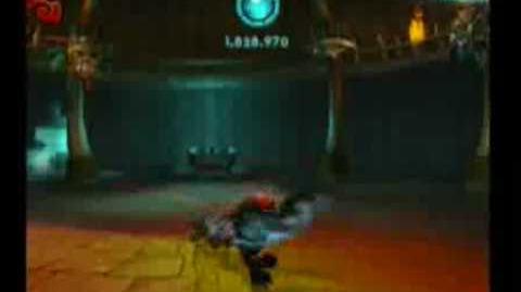 Crash of The Titans Uka Uka Boss Fight