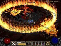Diablo Fire Nova