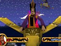 Evil Sultan Flying