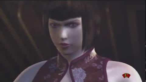 Tekken Tag Tournament 2 - 'Nina Ending' Movie HD