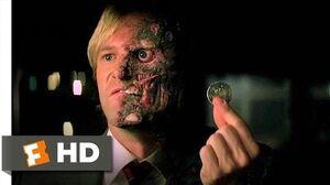 Two Face - The Dark Knight (8 9) Movie CLIP (2008) HD