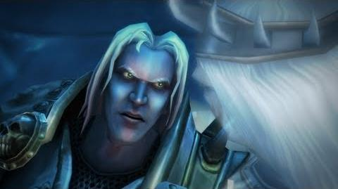 Fall of the Lich King Ending