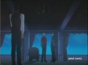 Jin Reprimands Yoshino