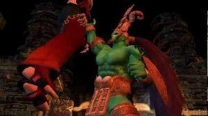 Tekken Hybrid Tekken Tag Tournament HD - Ogre ending - HD 1080p