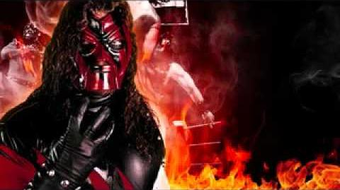 WWF Kane 1st Theme - Burned 1997