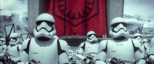 First Order Stormtroopers