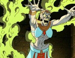 Ghoulish Thoth Khepera
