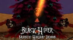 Black Hiver Real Form