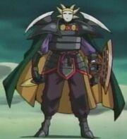 Emotionless Mask Knight