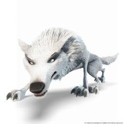 Niko 02 Posings White wolf (3)