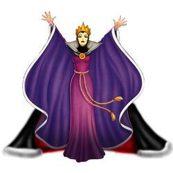 Grimhilde the Evil Queen