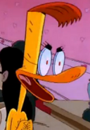 Duckman's Evil Laugh