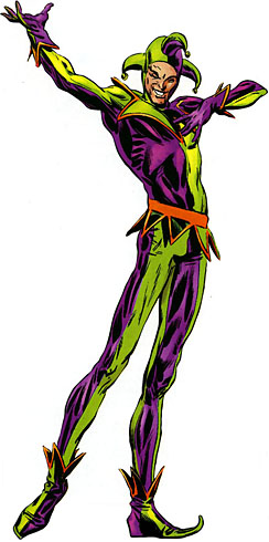 Jester Marvel