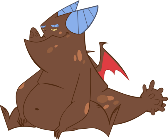File:Brown teen dragon by dutchcrafter-d4wd3dx.png