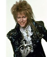 King Jareth with the Crystals