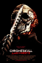 Chrome Skull tLaid to Rest 2 FilmPoster