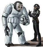 Fel Empire Troops