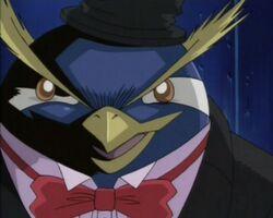 Crump nightmare penguin