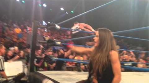 IMPACT365 Bully Ray Leaves The Ring After Match With Anderson