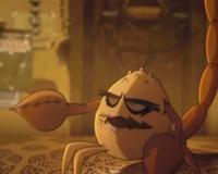Scorpion Egg