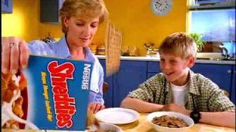 Shreddies - 'Soft Ball'