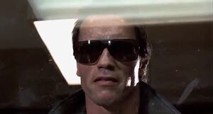 T-800's I'll Be Back before