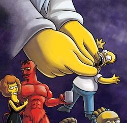 God and homer