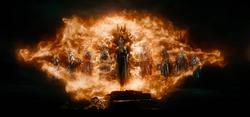 Nazgul and Sauron - BotFA
