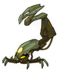 Stinger concept art