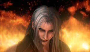 FFVII Sephiroth 12