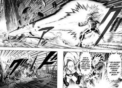 One-Punch Man Lord Boros manga 11