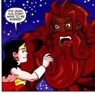 Shaggy Man DC Super Friends 001