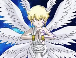 Holy Lord Lucemon