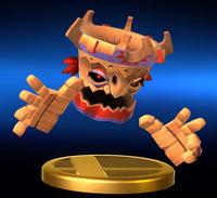 Tiki tong smb4 trophy