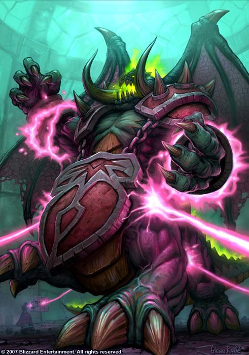 magtheridon villains wiki fandom powered by wikia