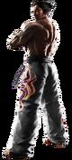 Kazuya Mishima TTT2 CG