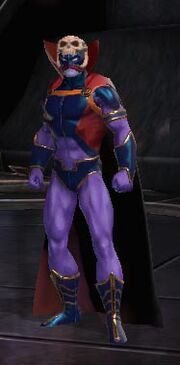Brother Blood (DCUO)