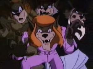 Werewolves 13 Ghosts